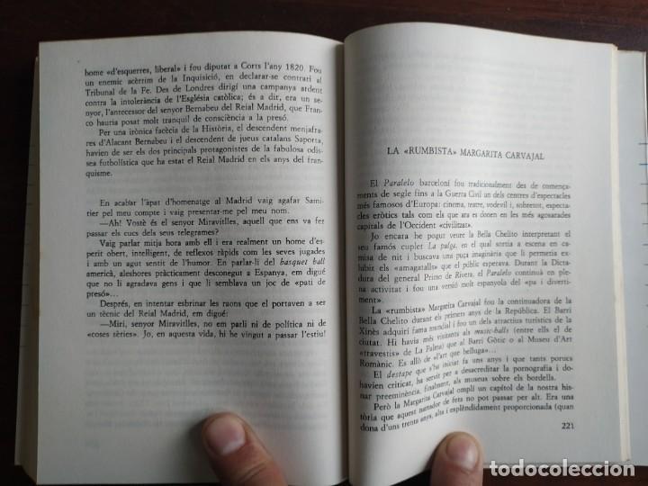 Libros: Mes gent que he conegut de Jaume Miravitlles. recull d´escrits en diverses publicacions catalanes - Foto 11 - 183497732