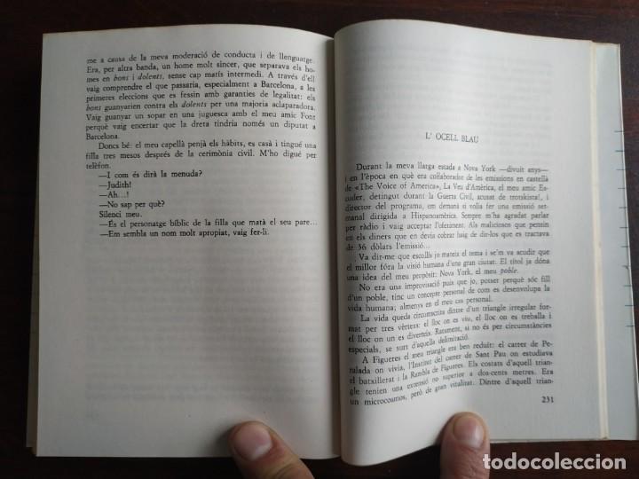 Libros: Mes gent que he conegut de Jaume Miravitlles. recull d´escrits en diverses publicacions catalanes - Foto 12 - 183497732