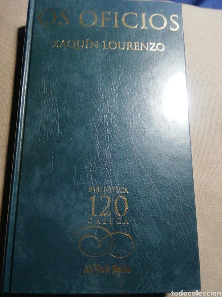 NUEVO EN EL PLÁSTICO. OS OFICIOS. XAQUIN LORENZO. EN GALLEGO (Libros Nuevos - Humanidades - Sociología)