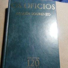 Libros: NUEVO EN EL PLÁSTICO. OS OFICIOS. XAQUIN LORENZO. EN GALLEGO. Lote 184894995