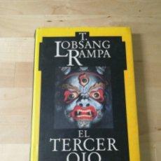 Libros: EL TERCER OJO - LOBSANG RAMPA. Lote 198468305