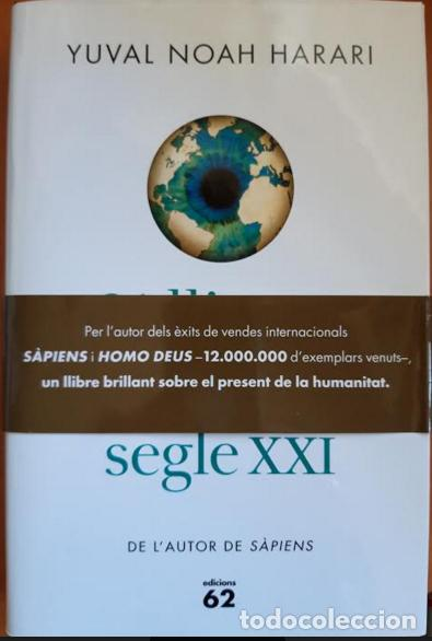 21 LLIÇONS PER EL SEGLE XXI (Libros Nuevos - Humanidades - Sociología)