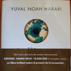 Libros: 21 LLIÇONS PER EL SEGLE XXI. Lote 201290376