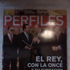 Libros: REVISTA PERFILES. REVISTA GENERAL DE POLÍTICA SOCIAL. N.288 FEBRERO. 2013. (SOCIOLOGÍA).. Lote 203307401