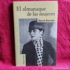Livres: EL ALMANAQUE DE LAS MUJERES - BARNES, DJUNA. Lote 207818232