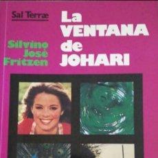Libros: LA VENTANA DE JOHARI. Lote 221929173