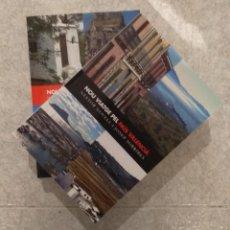 Libros: NOU VIATGE PEL PAÍS VALENCIÀ - NÈSTOR NOVELL/JOSEP SORRIBES (PUV, 2017) 2 VOLUMS.. Lote 223395665
