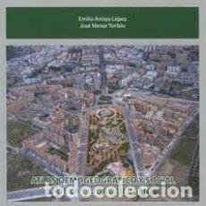 Libros: ATLAS DEMOGEOGRÁFICO Y SOCIAL DE LA CIUDAD DE JAÉN. EMILIO ARROYO LOPEZ, JOSE MENOR TORIBIO. Lote 269465408