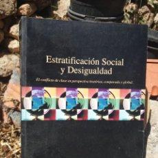 Libros: SOCIOLOGÍA. Lote 275452803