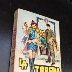Libros: LA TOPERA F.MARTINEZ OREJÓN. Lote 276295998