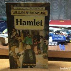 Libros: HAMLET.. Lote 93870280