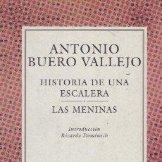 Libros: HISTORIA DE UNA ESCALERA. Lote 115522747