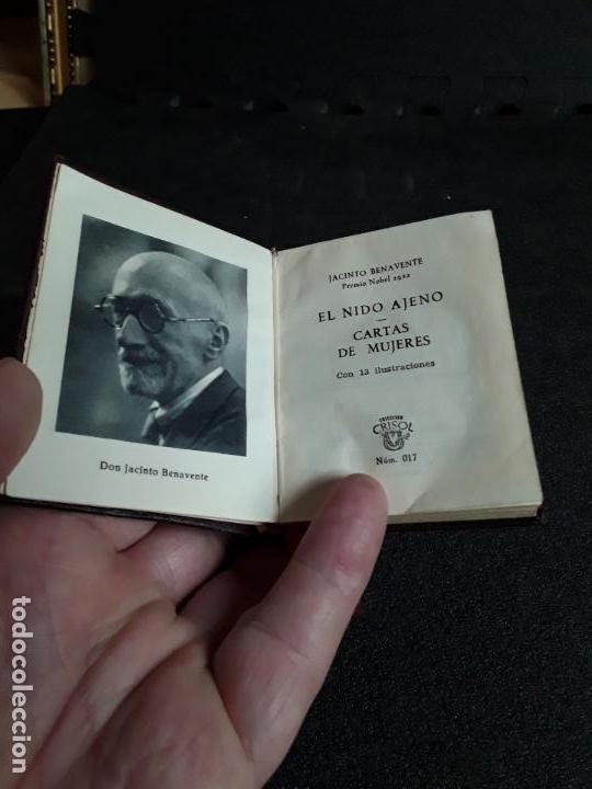 Libros: Benavente. El nido ajeno. Cartas de mujeres. (Crisol N.º 017) - Foto 2 - 147565966