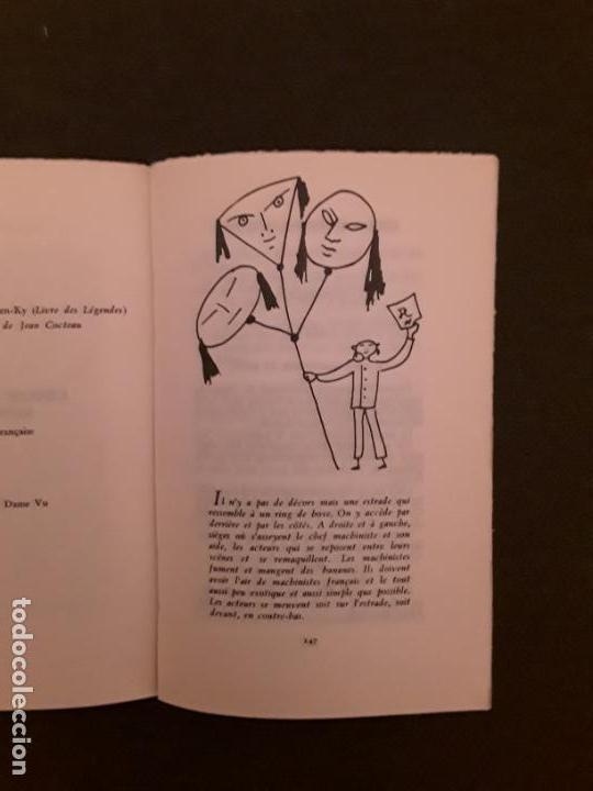 Libros: Cocteau Jean. Nouveau Théatre de Poche. Pequeñas piezas de teatro. - Foto 4 - 148203578