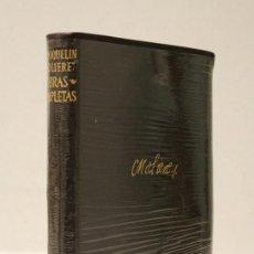 Libros: OBRAS COMPLETAS,MOLIERE,EDICIONES AGUILAR,1961.. Lote 151443482