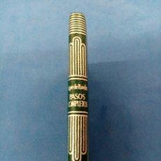Libros: TOMO N°48 COLECCIÓN CRISOL,1964 ,LOPE DE RUEDA , PASOS COMPLETOS , AGUILAR ,. Lote 168858956