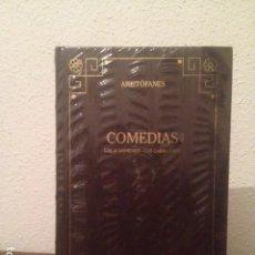 Libros: ARISTÓFANES: COMEDIAS. Lote 169236700