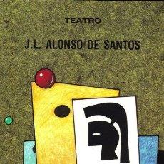 Libros: BESOS PARA LA BELLA DURMIENTE (J.L. ALONSO DE SANTOS) CASTILLA 2002. Lote 182300368