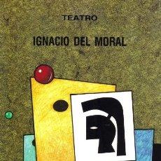 Libros: UN DÍA DE ESPÍAS (IGNACIO DEL MORAL) CASTILLA 2002. Lote 182395497