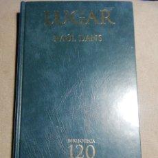 Libros: NUEVO EN EL PLÁSTICO. LUGAR. RAÚL DANS. TAPA DURA. EN GALLEGO. Lote 184152295