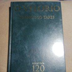 Libros: NUEVO EN EL PLÁSTICO. O VELORIO. FRANCISCO TAXES. TAPA DURA. EN GALLEGO. Lote 184152318