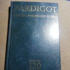 Libros: NUEVO EN EL PLÁSTICO. ZARDIGOT. EULOXIO RODRÍGUEZ RUIBAL. EN GALLEGO. Lote 184894873