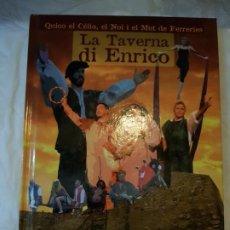 Libros: LA TAVERNA DI ENRICO. Lote 185920468