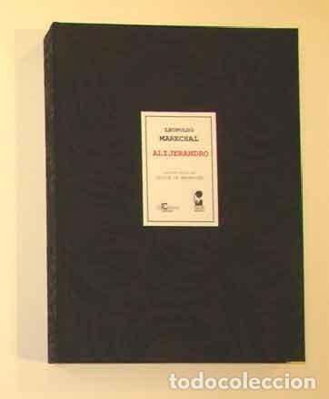 MARECHAL, LEOPOLDO - ALIJERANDRO - PRIMERA EDICIÓN DE LA OBRA (Libros Nuevos - Literatura - Teatro)