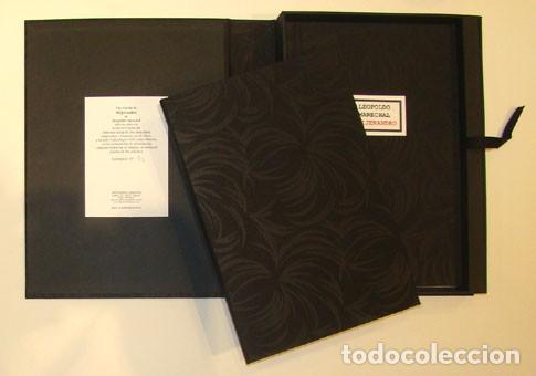Libros: Marechal, Leopoldo - Alijerandro - PRIMERA EDICIÓN DE LA OBRA - Foto 2 - 201312610
