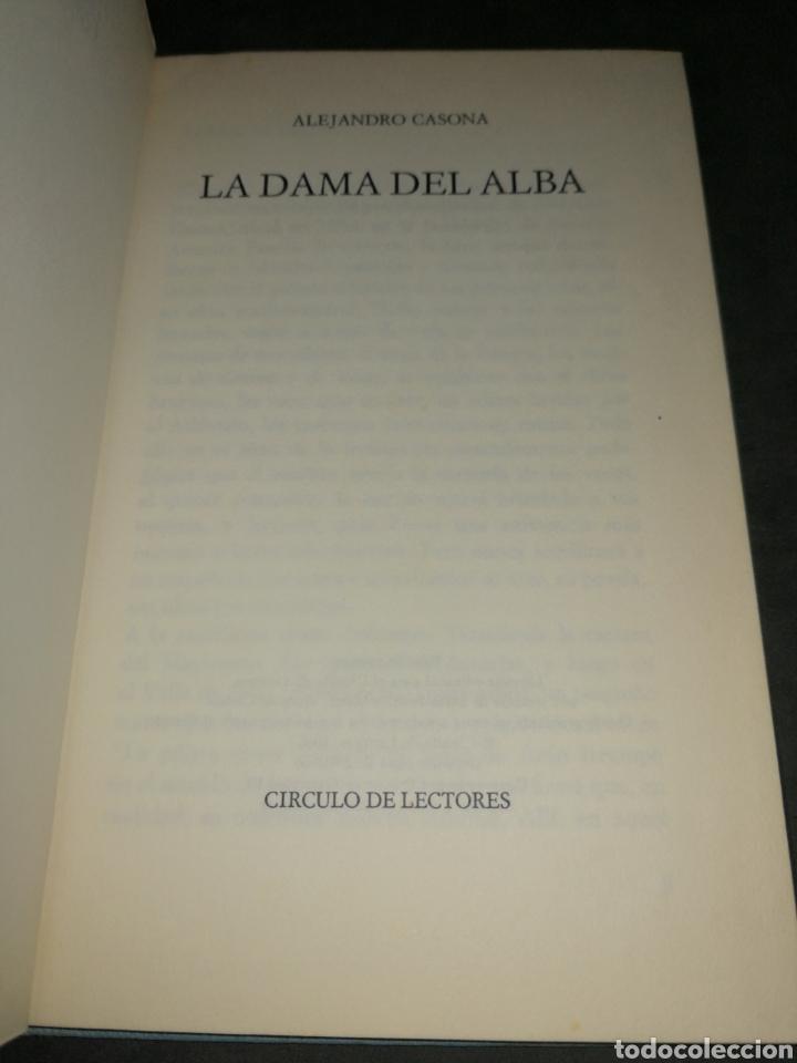 Libros: LA DAMA DEL ALBA.. Alejandro casona - Foto 2 - 201353198