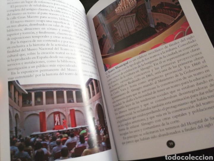 Libros: ALMAGRO, LA CAPITAL DE LAS COMEDIAS.. GUÍA COMPLETA.. 21X14 . 87 PAG. - Foto 4 - 202479622