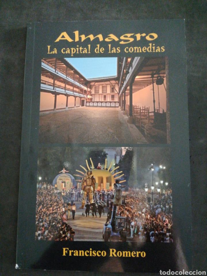 ALMAGRO, LA CAPITAL DE LAS COMEDIAS.. GUÍA COMPLETA.. 21X14 . 87 PAG. (Libros Nuevos - Literatura - Teatro)