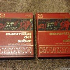 Libros: LIBROS MARAVILLAS DEL SABER. Lote 204468051