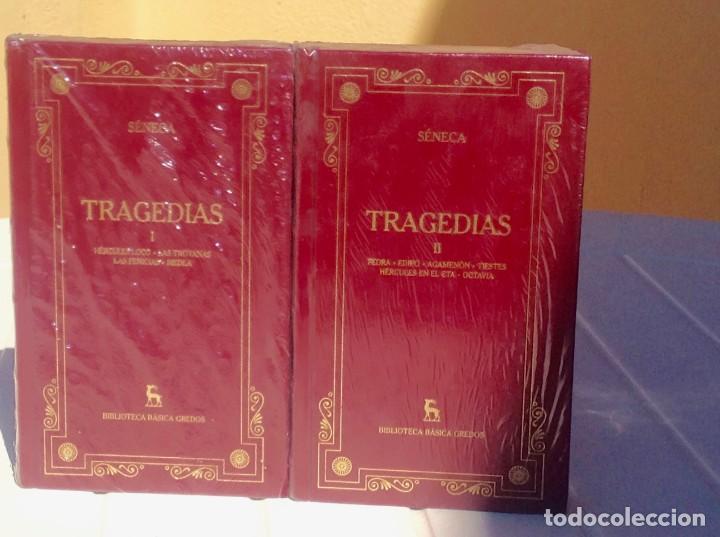 SÉNECA: TRAGEDIAS COMPLETAS. 2 VOL. GREDOS (Libros Nuevos - Literatura - Teatro)