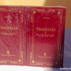 Libri: SÉNECA: TRAGEDIAS COMPLETAS. 2 VOL. GREDOS. Lote 211802151