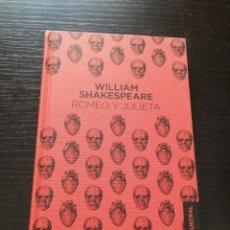 Libros: ROMEO Y JULIETA - WILLIAM SHAKESPEARE. Lote 212770558