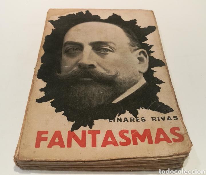 ¡¡ LIQUIDACIÓN DE LIBROS A 1 EURO!!FANTASMA ; LINARES RIVAS (Libros Nuevos - Literatura - Teatro)