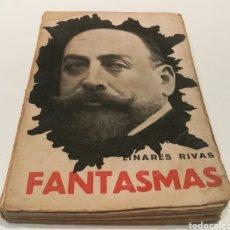 Livros: ¡¡ LIQUIDACIÓN DE LIBROS A 1 EURO!!FANTASMA ; LINARES RIVAS. Lote 213120546