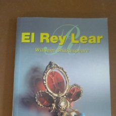 Libros: EL REY LEAR. WILLIAM SHAKESPEARE. ALBA 9788483360378. Lote 213973443