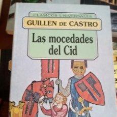 Livros: LAS MOCEDADES DEL CID. GUILLEN DE CASTRO. EDICIÓN ÍNTEGRA. FONTANA 9788476728178. Lote 214434636