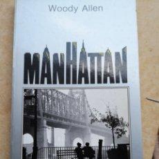 Libros: WOODY ALLEN. MANHATTAN. TRAD. JOSÉ LUÍS GUARNER. 1996 (NUEVO).. Lote 215184840