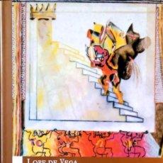 Libros: FUENTE OVEJUNA. LOPE DE VEGA. CÁTEDRA (MIL LETRAS). 1ªEDICIÓN. 2009.. Lote 227473920