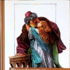 Libros: ROMEO Y JULIETA. WILLIAM SHAKESPEARE. EDICIÓN BILINGÜE. CÁTEDRA(MIL LETRAS). 1ªEDICIÓN.2009.. Lote 227477700