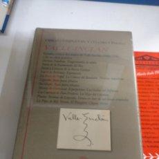 Livros: VALLE -INCLAN.OBRAS COMPLETAS V( TEATRO Y POESÍA) .NUEVO. Lote 227561404