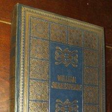 Libros: DRAMAS. COMEDIAS. TOMO I: HAMLET, EL REY LEAR, EL MERCADER DE VENECIA, OTELO, MACBETH, LAS ALEGRES C. Lote 237340155