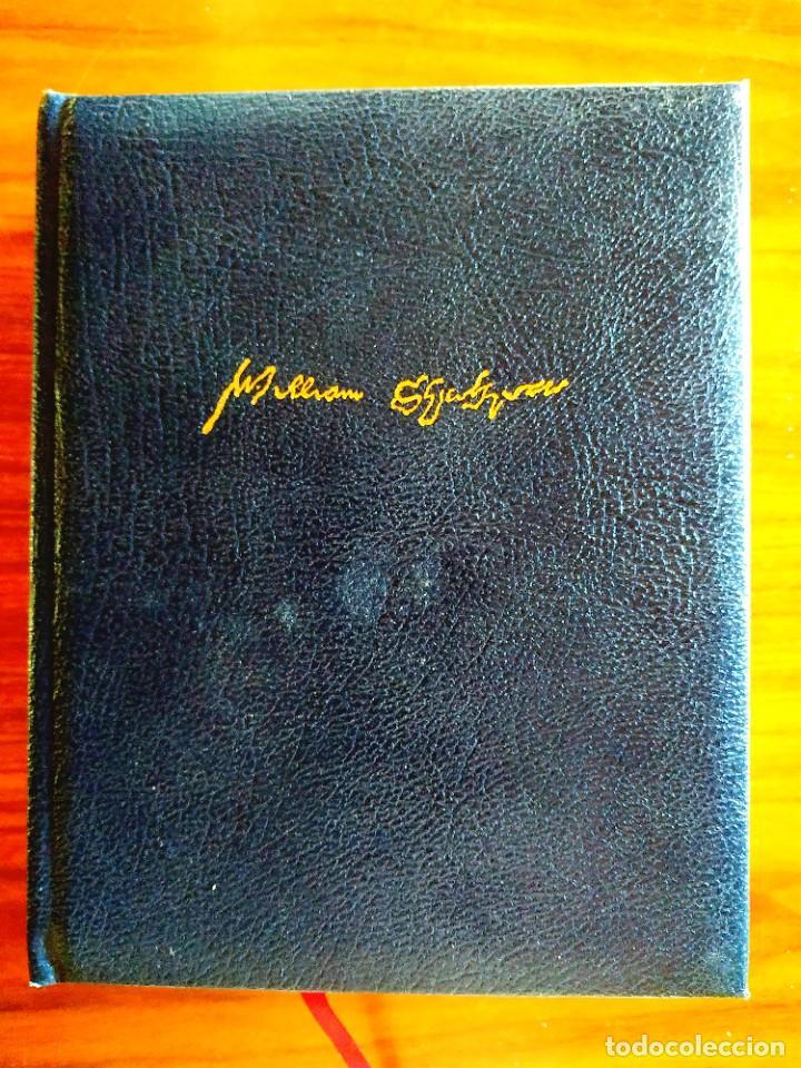 Libros: SHAKESPEARE - TRAGEDIAS COMPLETAS - AGUILAR - NUEVO - Foto 4 - 240486165