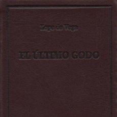 Libros: EL ÚLTIMO GODO. LOPE DE VEGA. SIMANCAS EDICIONES (EL PARNASILLO). 2006. NUEVO.. Lote 244777710