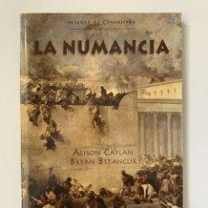 Libros: MIGUEL DE CERVANTES, LA NUMANCIA (CERVANTES & CO. SPANISH CLASSICS, ED. BILINGÜE, 2010). Lote 244892415