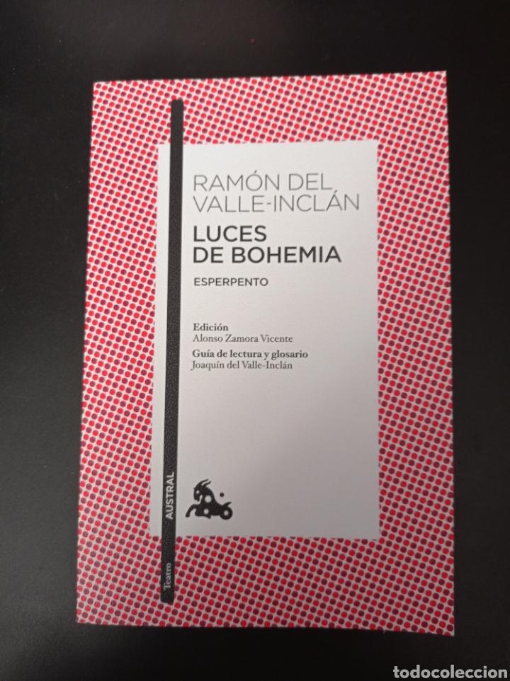 LUCES DE BOHEMIA RAMON DEL VALLE-INCLAN (Libros Nuevos - Literatura - Teatro)