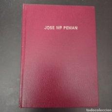 Libros: TEATRO , JOSE MARIA PEMAN , MADRID 1974,. TAPA DURA. Lote 260747495
